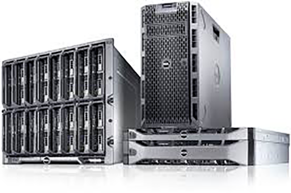 Dell, HP, Lenovo, IBM, Servers, Sales, Service