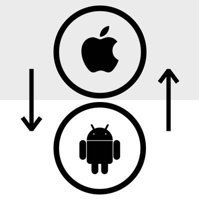 Making the Switch from Apple to Android? Be Prepared!