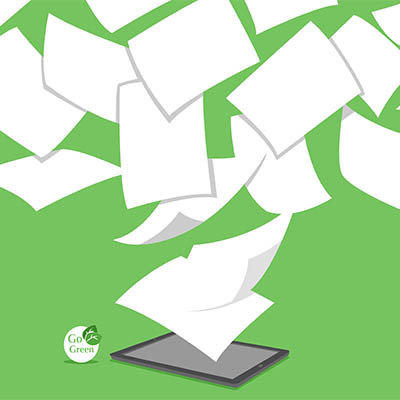 Going Paperless Can Have Interesting Benefits for Your Business