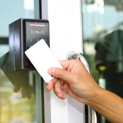 Access Control is Key to Your Business' Security