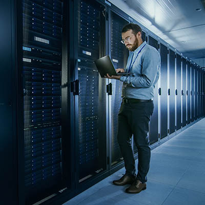 New Report Shows that the Cloud Isn't Killing In-House Infrastructure