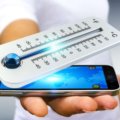 Tip of the Week: Keeping a Smartphone Cool